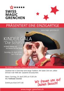 Kinder Gala 2016
