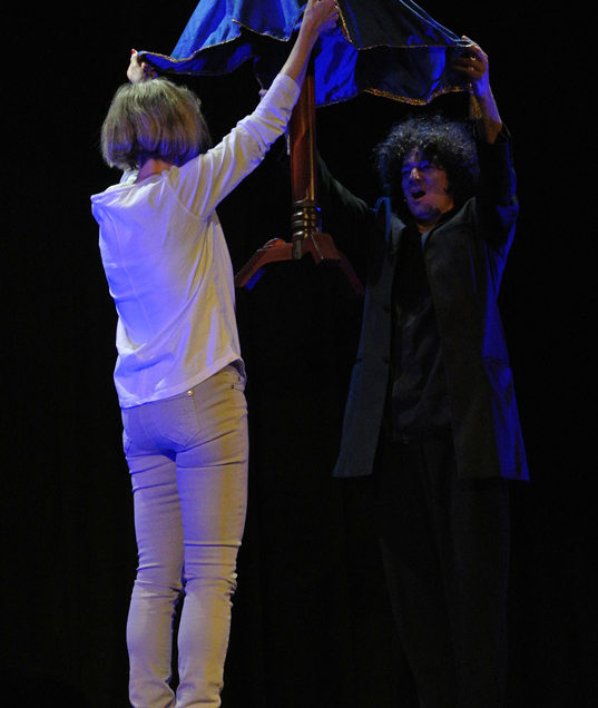 3. Soirée Magic mit Alex Porter, Impressionen 2017