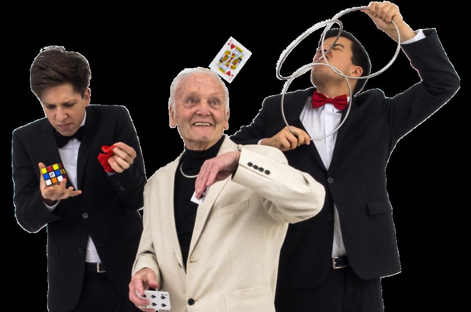 Zweite Soirée Magic: Altmeister und Shooting Stars verzaubern Grenchen